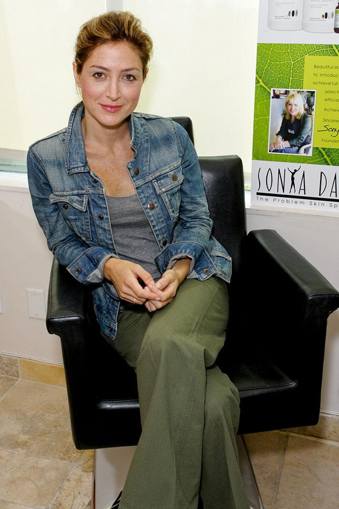 Sonya dakar skin clinic celebrity